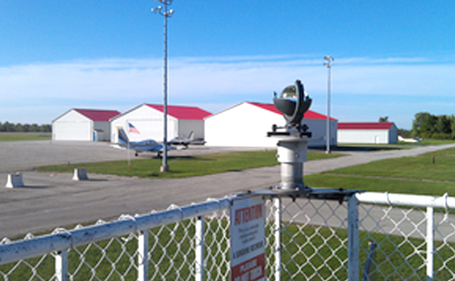 Weather Meter Wiarton Airport