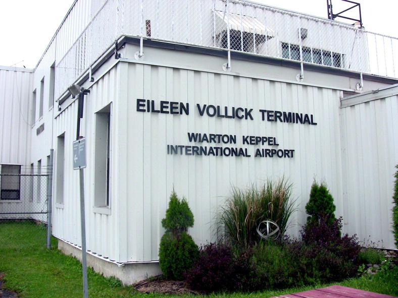 Eileen Vollick Terminal