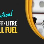Aircraft fuel promotion