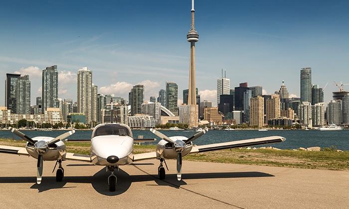 Fly GTA Wiarton to Toronto